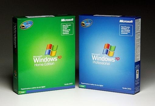 Windows XP Home Edition e Professional