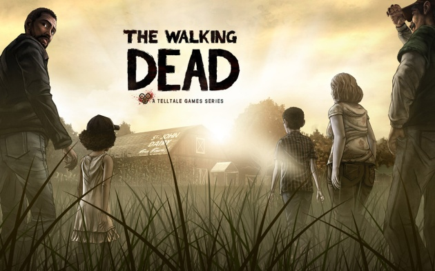 The Walking Dead_GOTY 2012