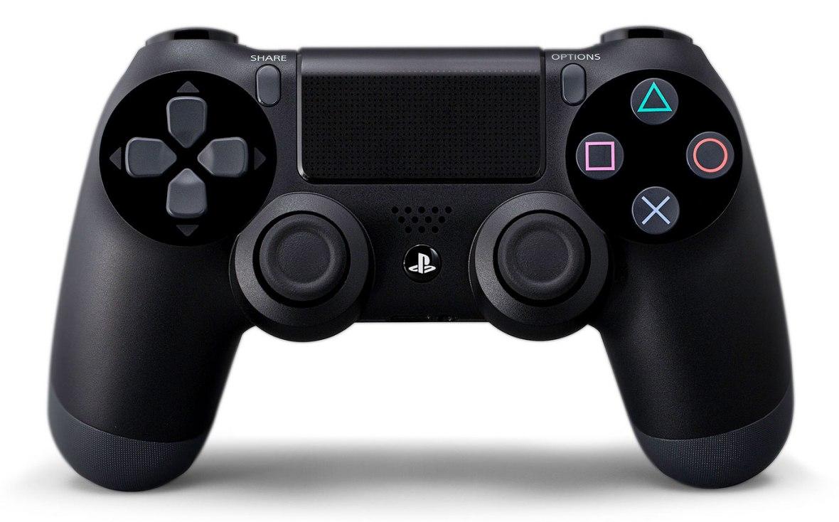 PS4 DualShock