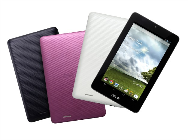 MeMO Pad ASUS  colors