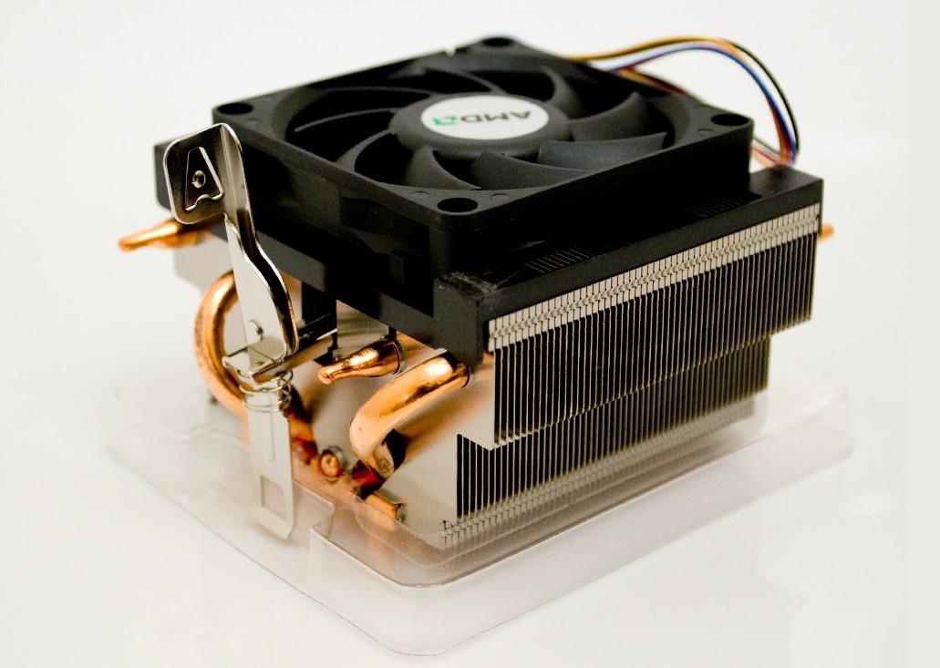 Phenom II X4 970 cooler box