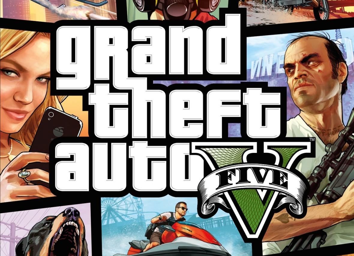GTA V oficial
