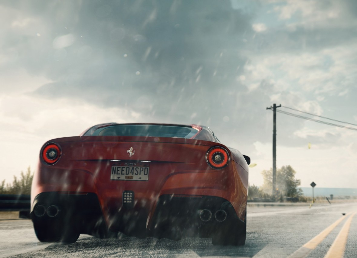Need For Speed Rivals Ferrari