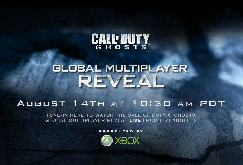 Call of Duty Ghosts multiplayer reveal