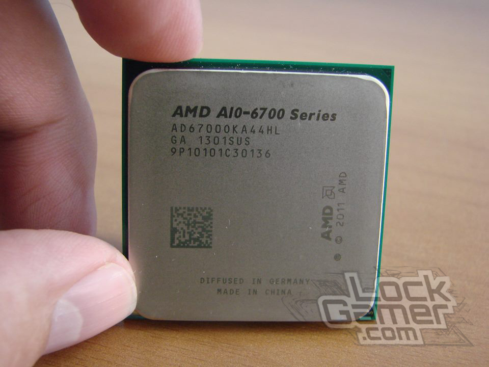 AMD A10 6700 processador