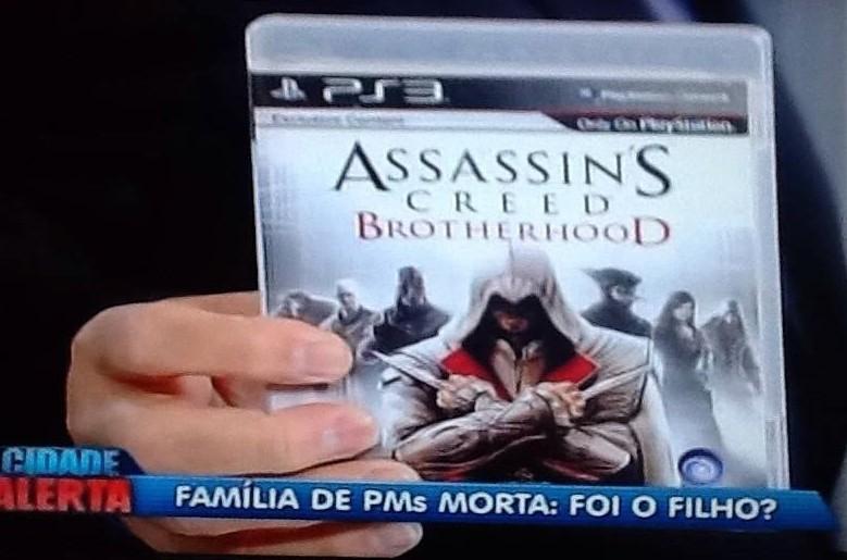 Assassins Creed chacina SP