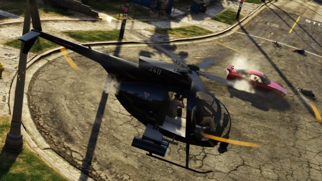 GTA V online screenshot
