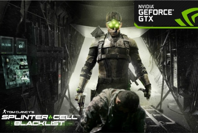 Nvidia Splinter Cell Blacklist Bundle Brasil