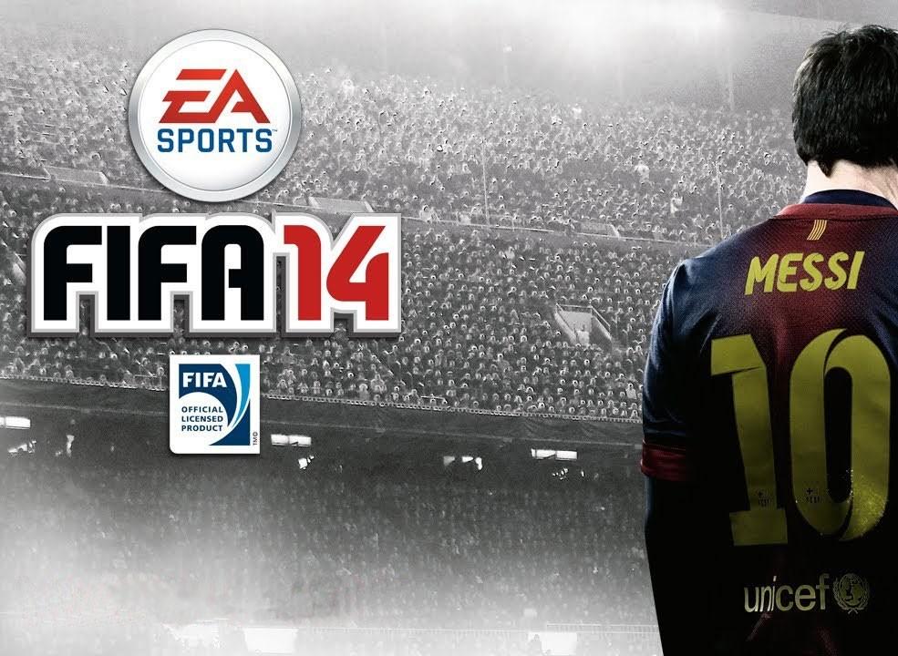 FIFA 14 messi logo