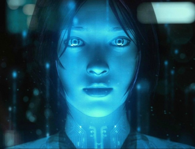 Halo Cortana Windows Microsoft