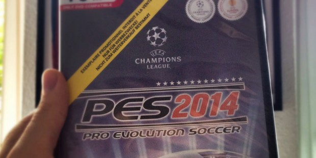 pes2014 PC box