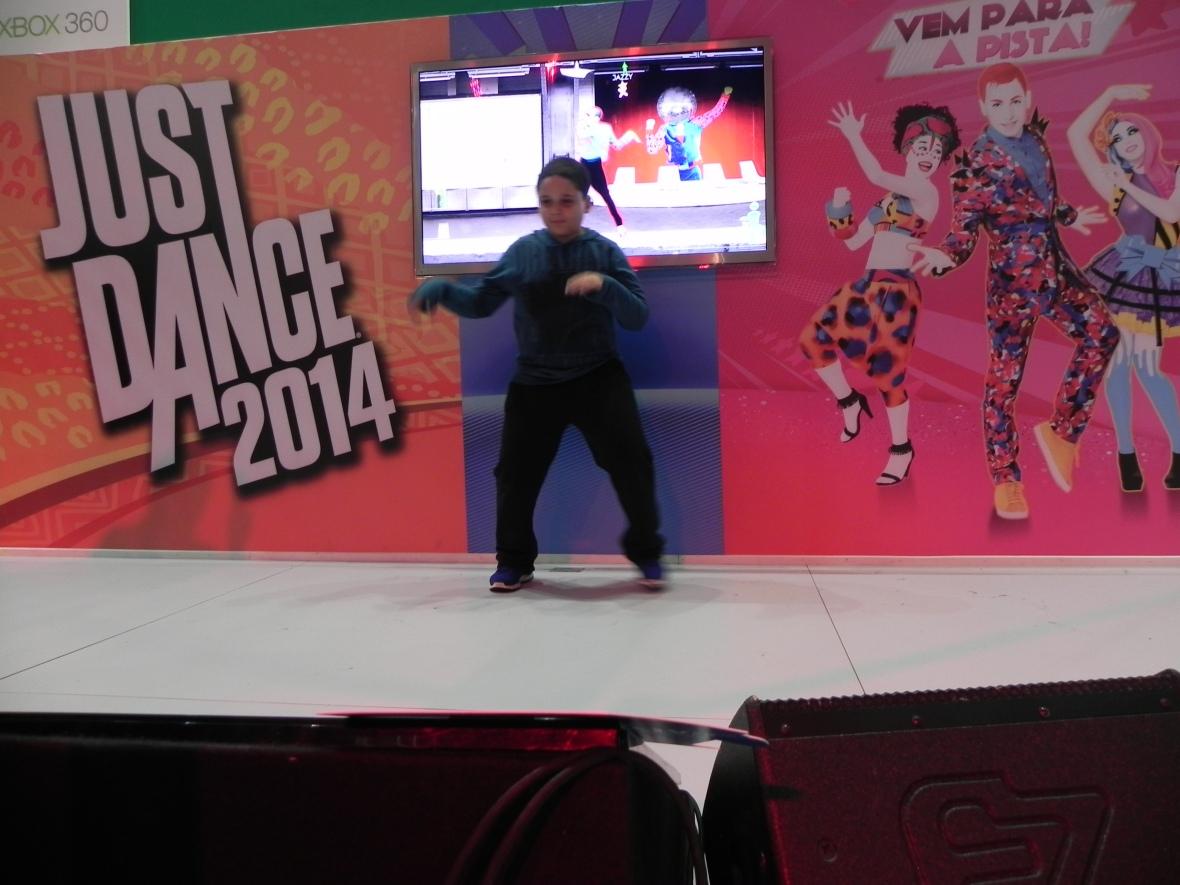 Xbox One dá espaço para os dançarinos com Just Dance 2014