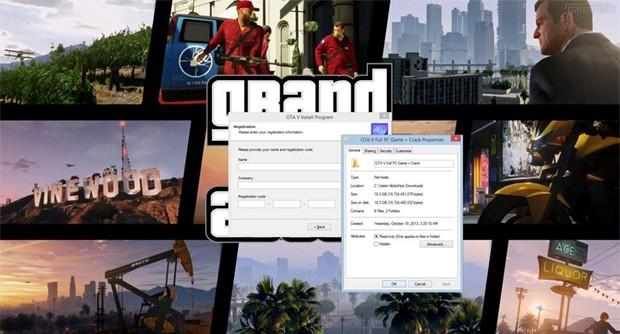 GTA V PC torrent download