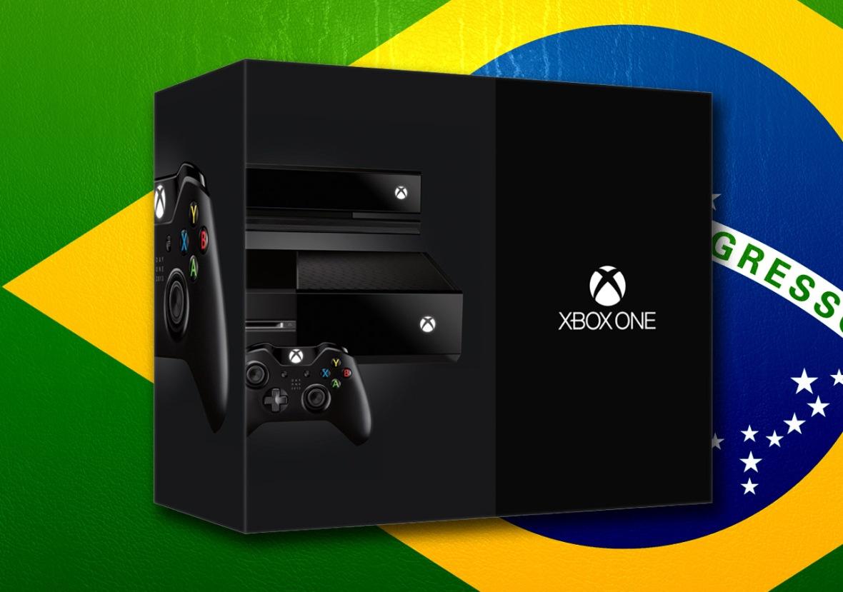 Xbox One Brasil produção nacional_local_preço