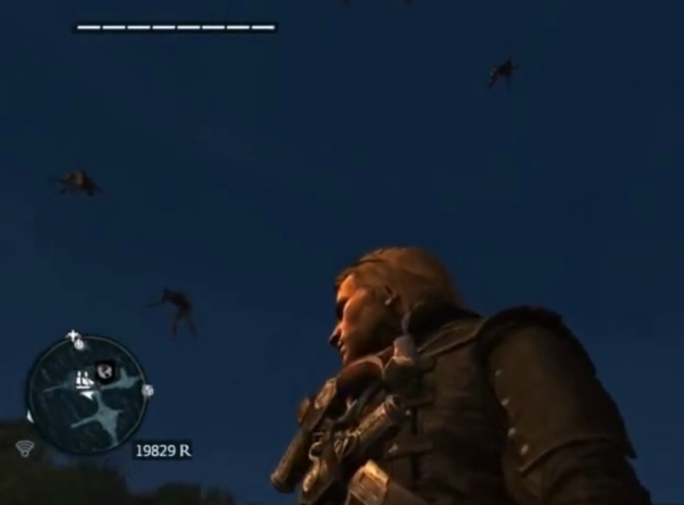 apocalipse bug assassin's creed IV