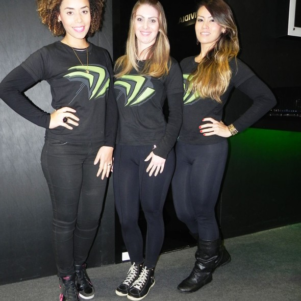 [BGS 2013] Nvidia booth babes