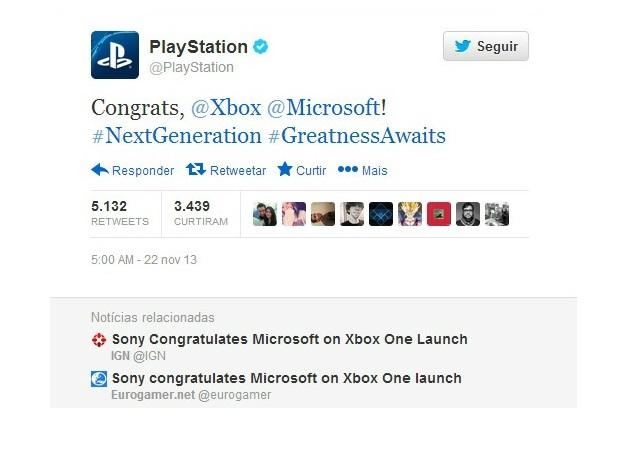 congrats Sony Xbox One