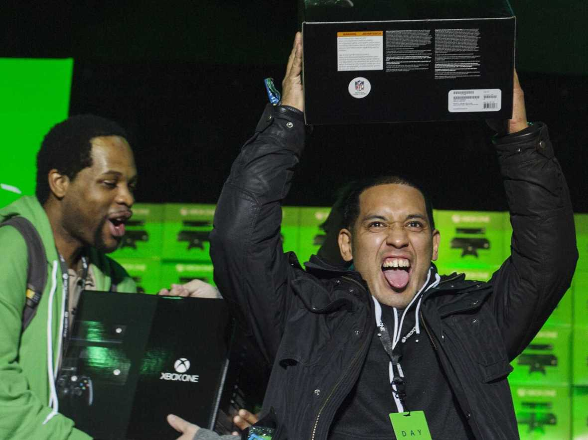 Xbox One launch 2013