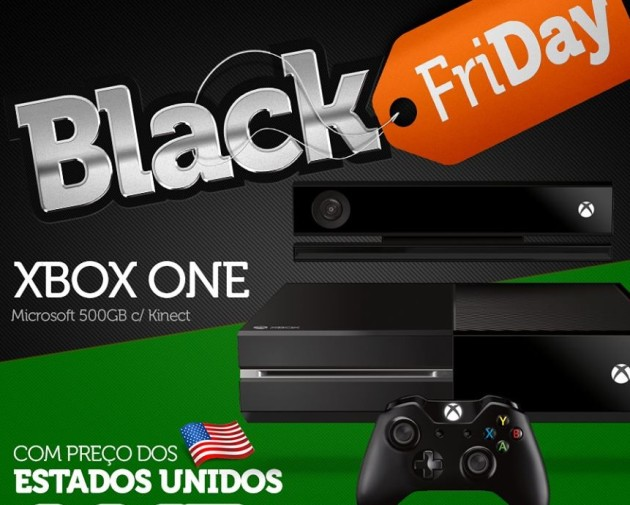 Black Friday Kabum Xbox One
