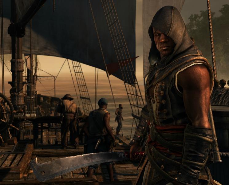 Freedom Cry DLC AC IV Black Flag