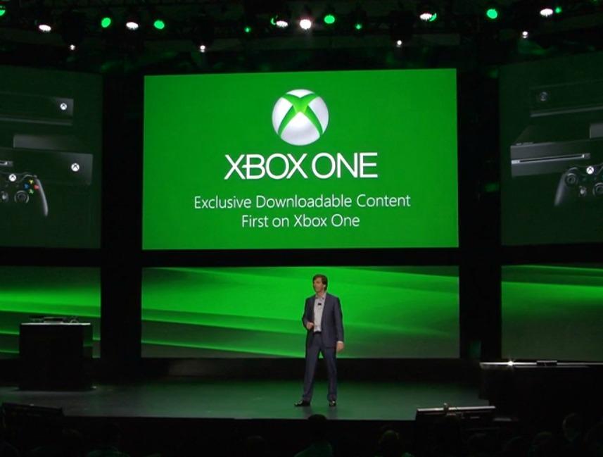 Xbox One e3 2014 surprises