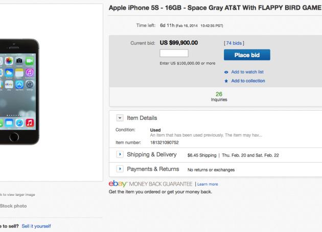 ebay-flappy-bird-USS 100000