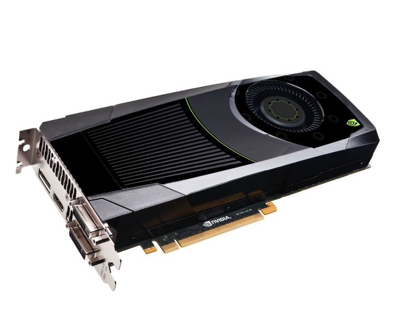 GTX 680 GeForce reference model