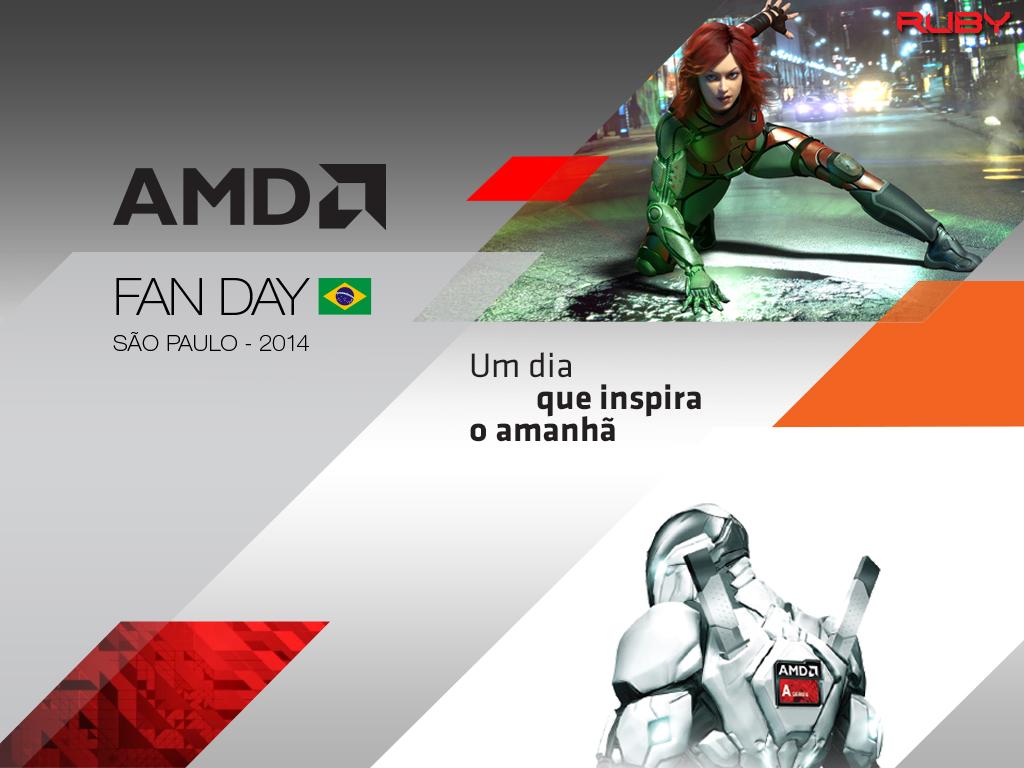 AMD Fan Day Brasil 2014