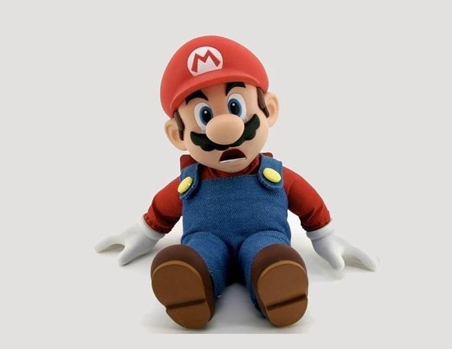 Mario Nintendo Financial Crisis