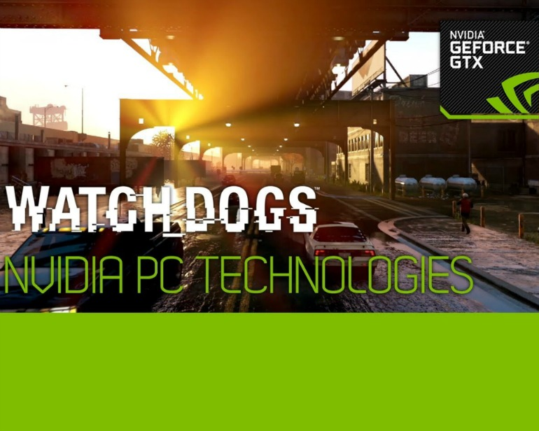 Nvidia GameWorks Watch Dogs AMD