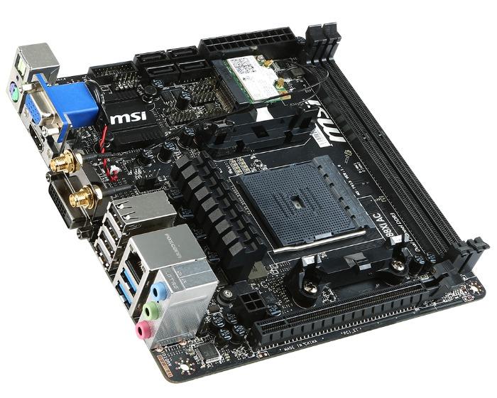 A88XI-AC-motherboard-placa-mãe-MSI-FM2+-AMD-APU