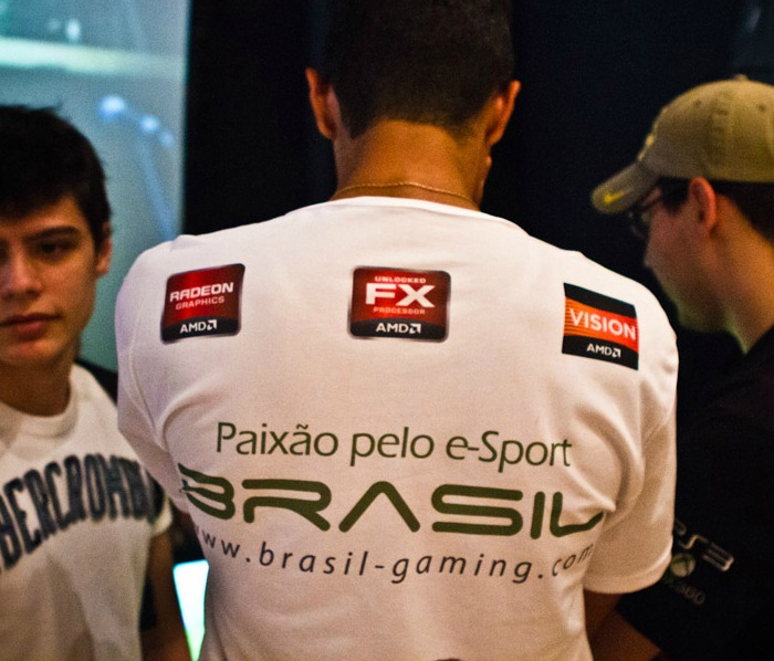 AMD-E-sports-Brasil-apoio-patrocínio-evento