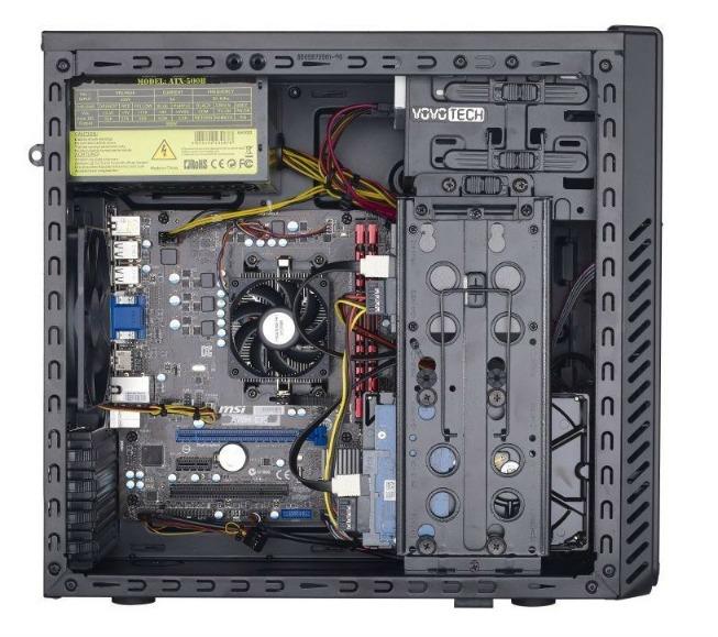 AMD_APU_desktop_peças_necessárias_montar