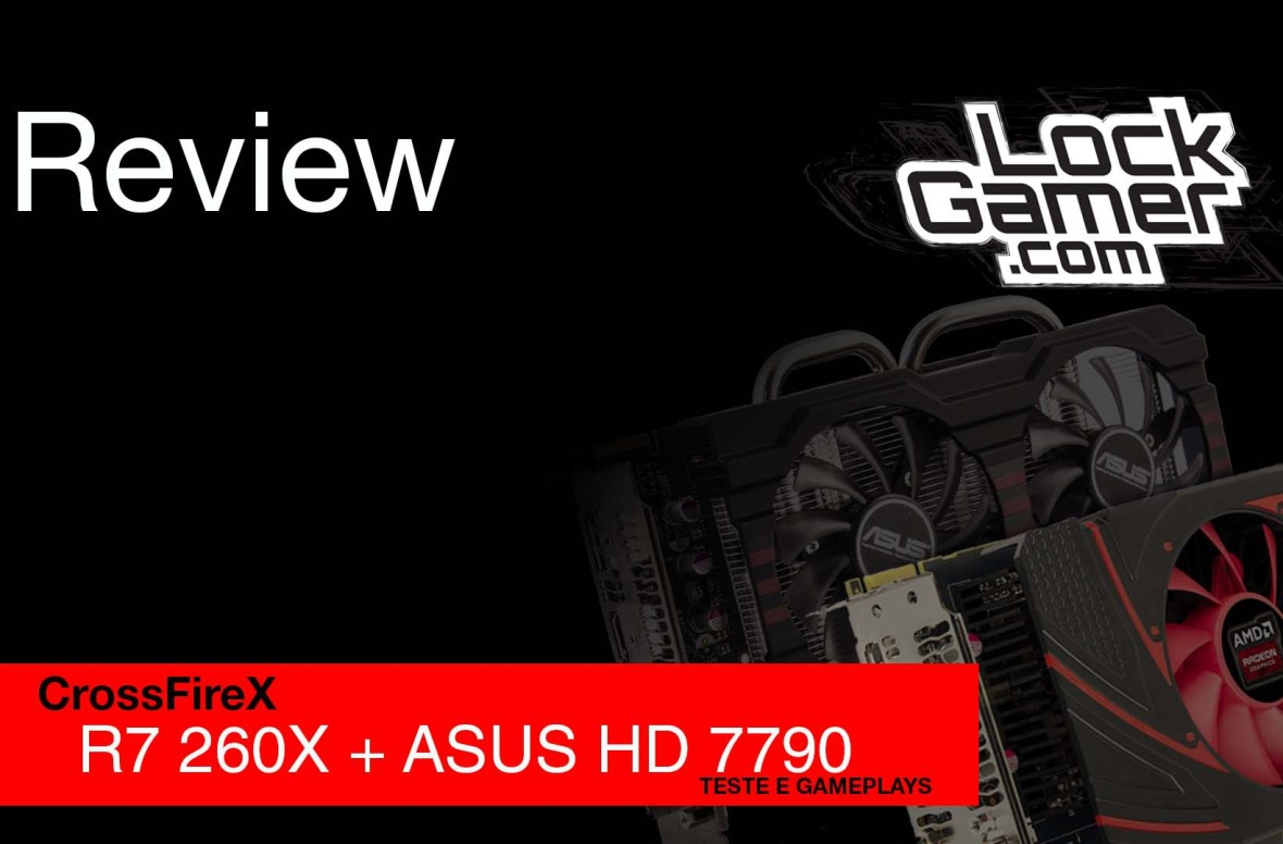 TELA CrossfireX R7 260X Review- TELA