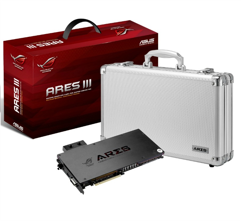 ASUS_ROG_Ares_III_worlds_fastest_watercooled_gaming_graphics_card