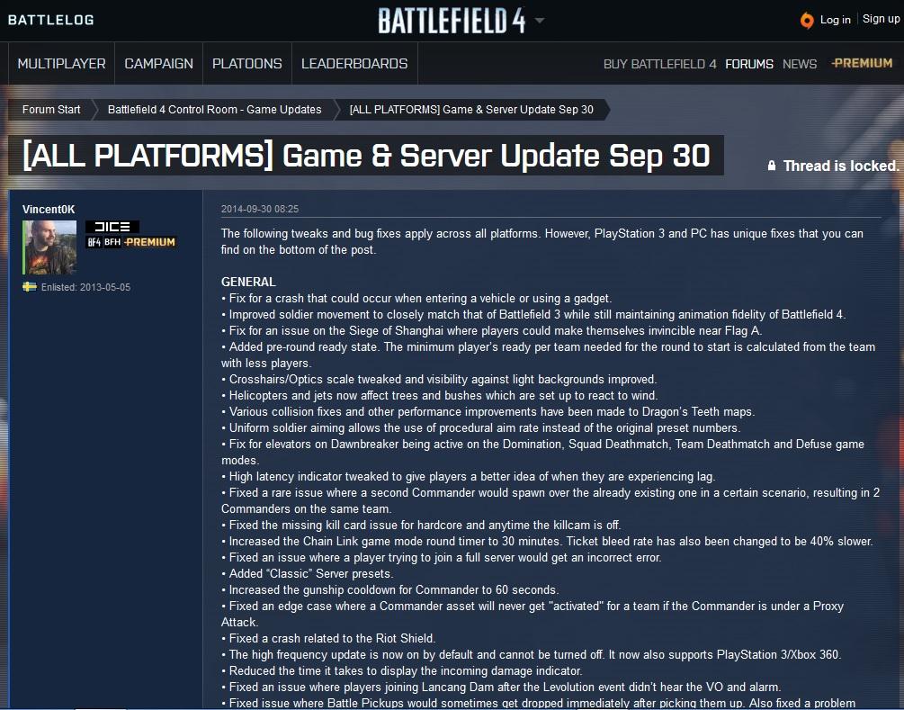 lista_atualização_correções_update_Battlefield 4_setembro_2014_outubro