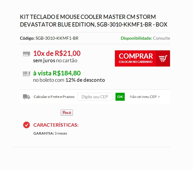 Kit_devastator_teclado_mouse_venda_brasil