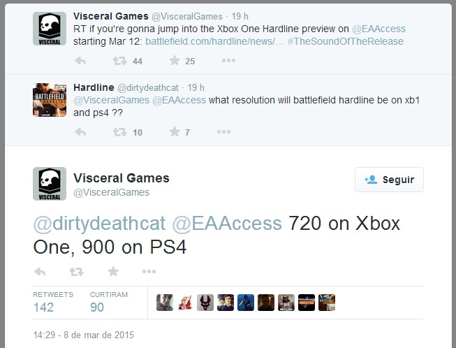 twitter_visceral_resolução_battlefield_hardline_PS4_Xbox_One