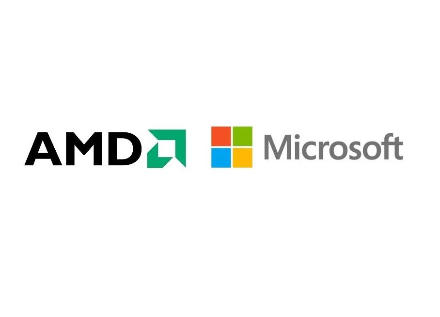 Microsoft interessada em comprar AMD, segundo fonte