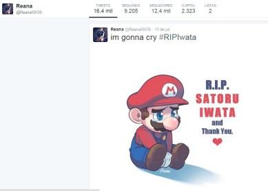 Iwata_homenagem_cry