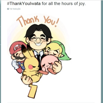 Iwata_homenagem_#thank