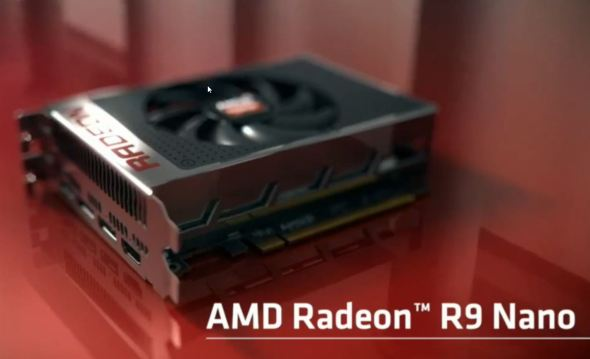 AMD-Radeon-R9-Nano-Graphics-CardAMD-Radeon-R9-Nano-Graphics-Card
