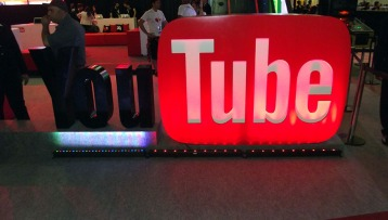 BGS2015 - Area You Tube Gaming