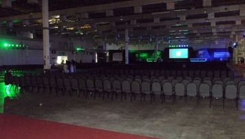 BGS2015 - Auditorio final BGC