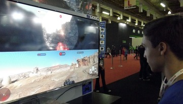 BGS2015 - Estade Warner Star Wars Battlefront
