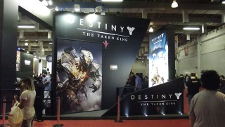 BGS2015 - Estande Activision Destiny