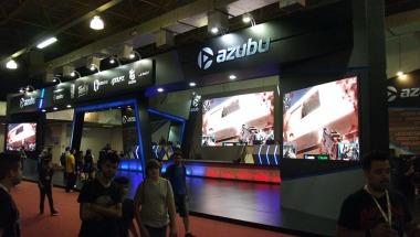 BGS2015 - Estande Azubu