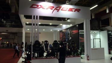 BGS2015 - Estande DxRacer