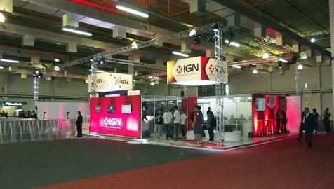 BGS2015 - Estande IGN