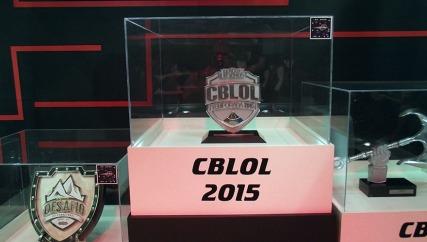 BGS2015 - Estande Pain Gaming Trofeu CBLOL 2015